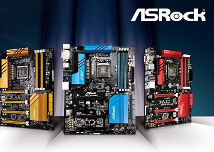 ASRock Intel Series 9 00