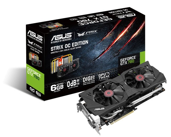 ASUS STRIX GTX 780 6GB I
