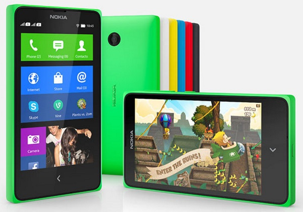 Android-Nokia-X
