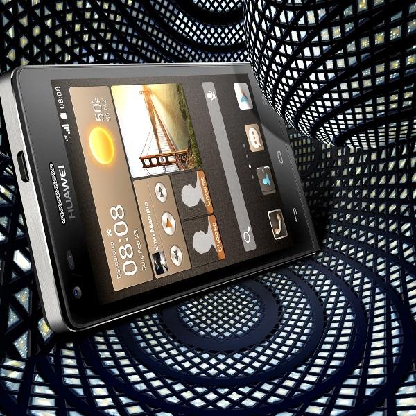 Huawei Ascend G6 cerny