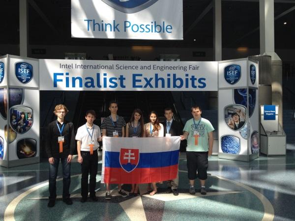 Intel-ISEF-2014-Slovaci