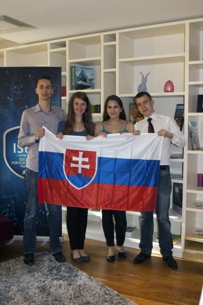 Intel ISEF 2014 Slovensko