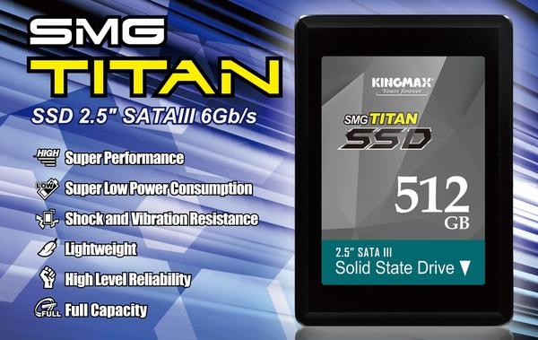 Kingmax SMG Titan