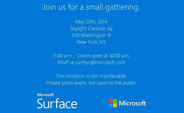 Microsoft-pozvanka