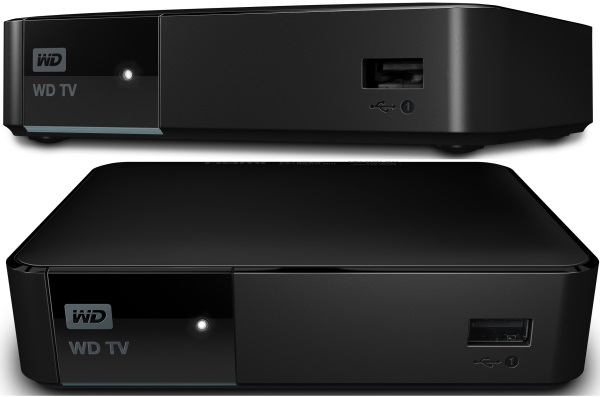 WD TV 01