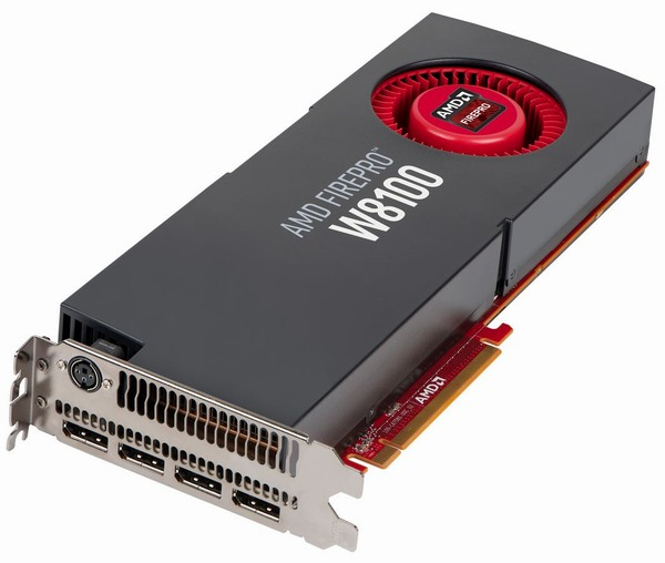 AMD Fire Pro W8100