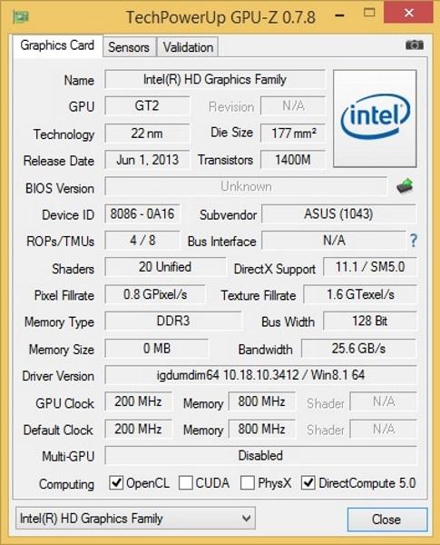 ASUS AiO ET2321INTH-GPU Z