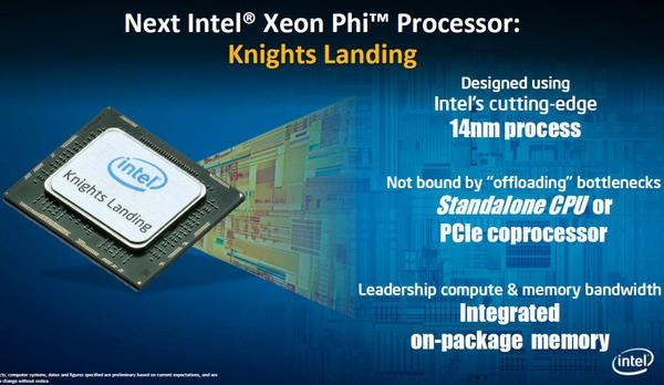 Intel Xeon Phi I