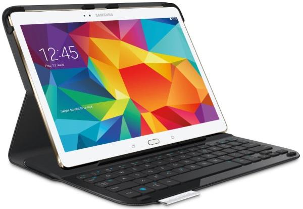 Logitech Galaxy Tab S 01