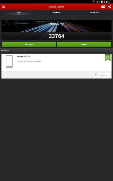 Samsung Galaxy Pro Tab 8.4-AnTuTu2
