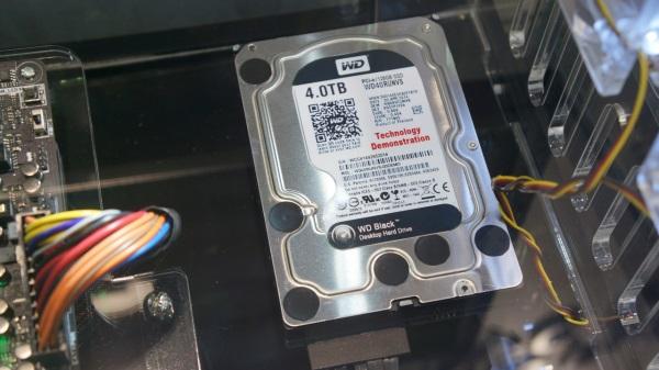 Western Digital PCI Express 01