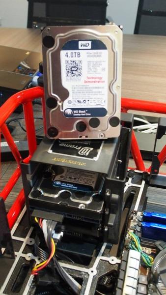 Western Digital PCI Express 03