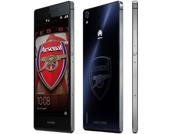 Huawei Ascend P7 Arsenal Edition 01