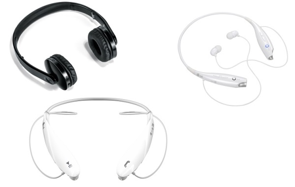 LG headset all