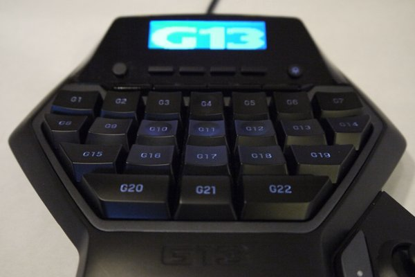 Logitech G13 IV
