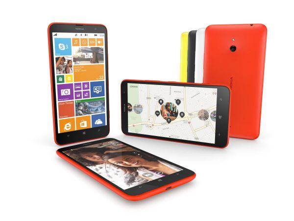 Lumia 1320 III