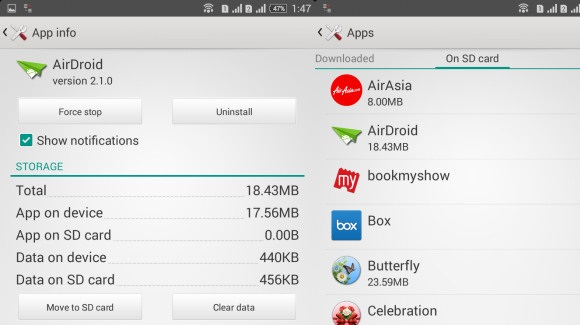 Sony Xperia Update KitKat
