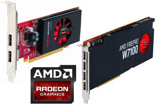 AMD profi karty FirePro
