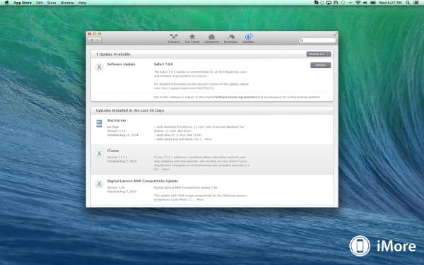 Apple Safari OSX