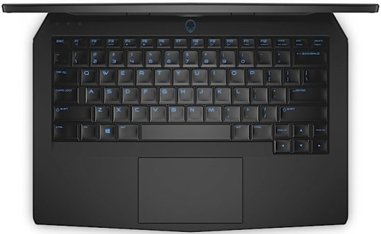 Dell Alienware 13 02