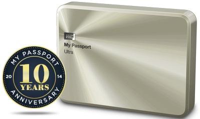Western Digital My Passport Ultra series 01