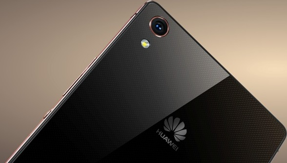Huawei Ascend P7 Sapphire Edition 01