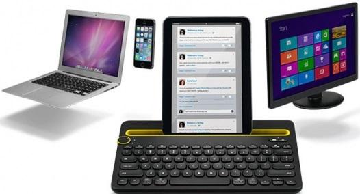 Logitech Bluetooth Multi-Device Keyboard K480 04