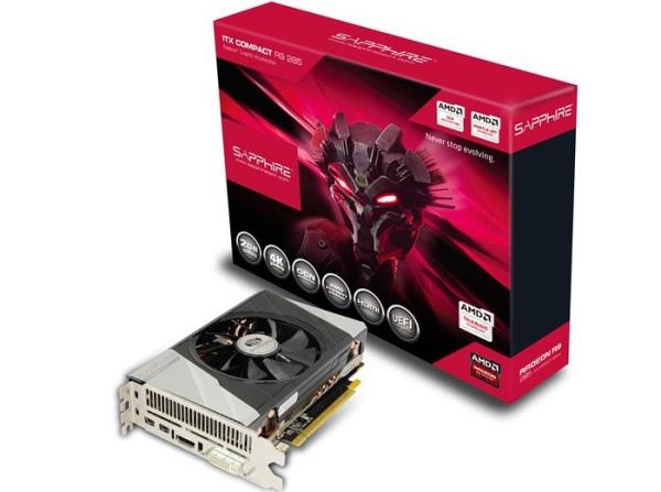 Sapphire-R9-285-2GB-GDDR5-ITX-Compact-OC