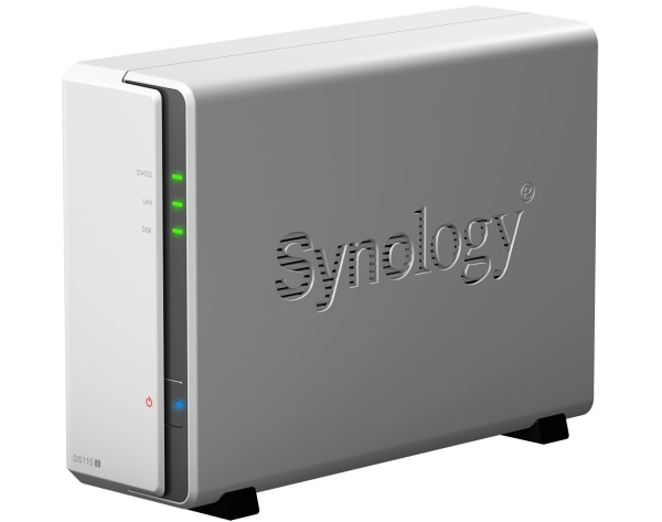 Synology DiskStation DS115j 01