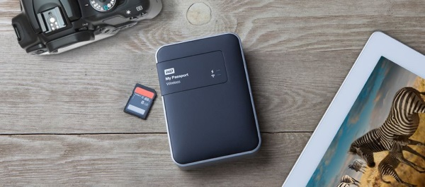 Western Digital My Passport Wireless 03