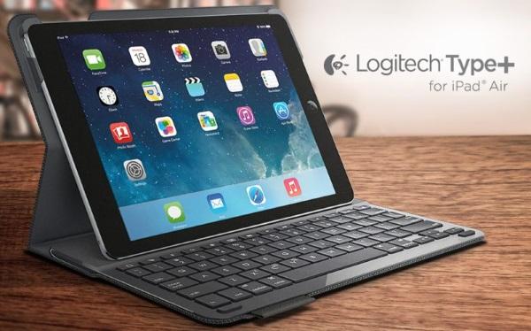 Logitech Type+ pre iPad Air 02