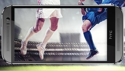 Dajkoment futbal HTC