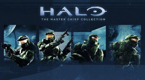Master Chiefa na Xbox One