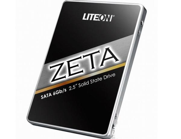 LiteOn SSD Zeta