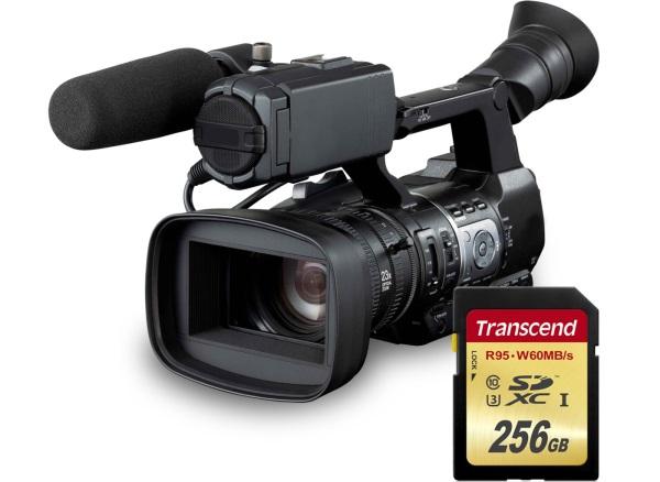 Transcend SDXC UHS-I U3 256 GB