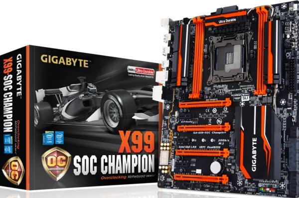 Gigabyte X99-SOC Champion 01