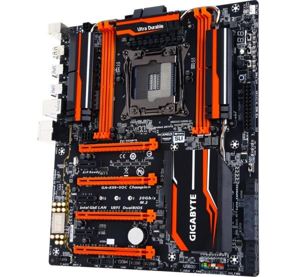 Gigabyte X99-SOC Champion 04