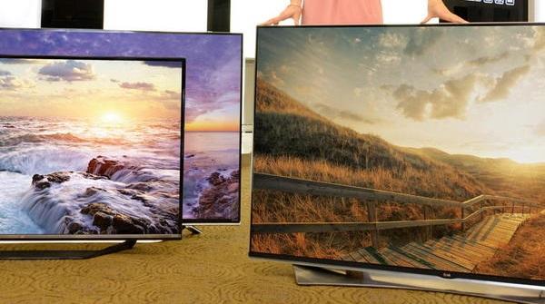 LG Ultra HD CES 2015