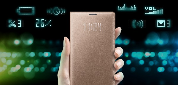 Samsung LED flipove puzdro 01