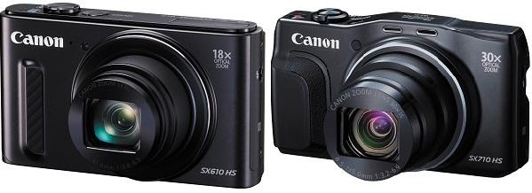 canon sx 610 hd