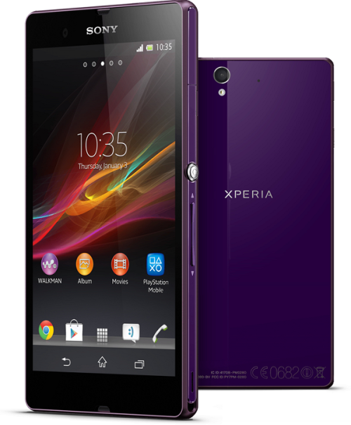 sony xperia z3 purple 01