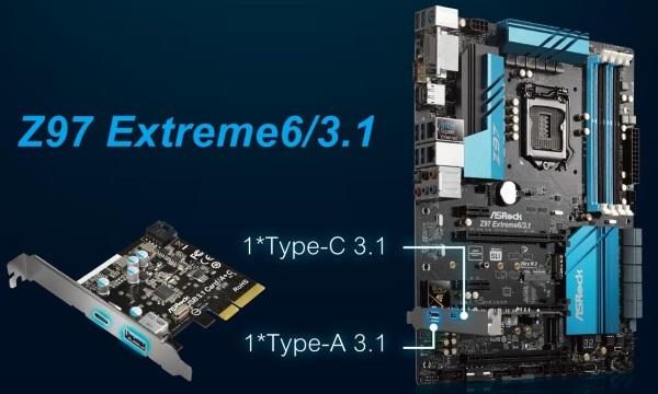 ARock Z97 Extreme6 3.1