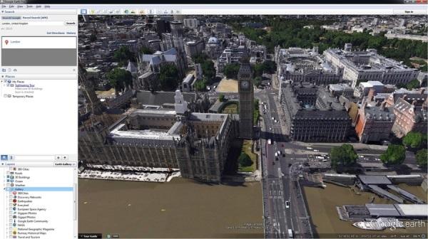 Google Earth Pro 01