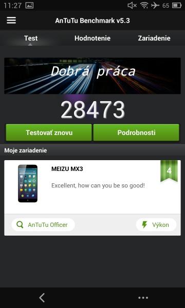 Meizu MX3 AnTuTu Benchmark 01