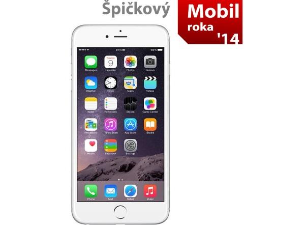 Spickovy mobil roka 2014