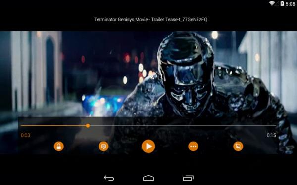 VLC media player 01