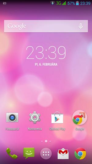 gigabyte gsmart mika m3 screen