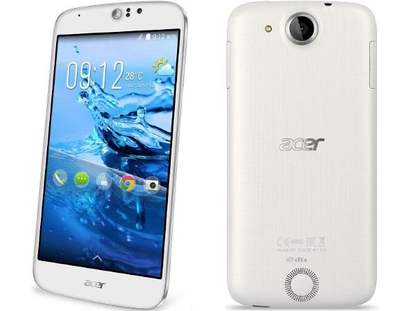 Acer Liquid Jade Z 01