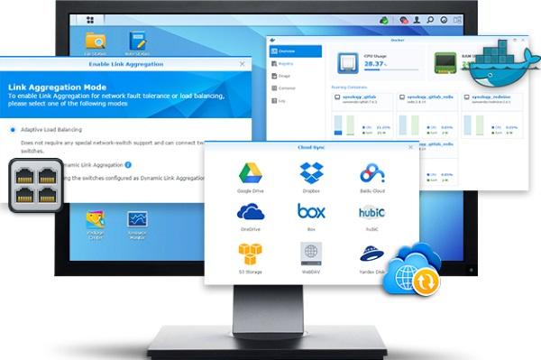 DiskStation Manager DSM 5.2 beta