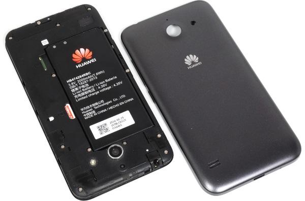 Huawei Y550 09